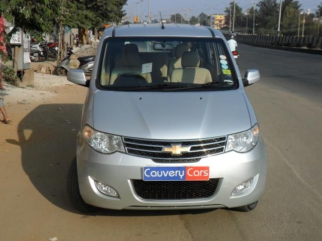 Chevrolet Enjoy 1.3 LT 7 STR 2013