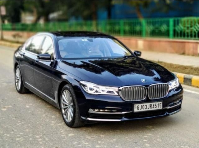 BMW 7 Series 730Ld Design Pure Excellence Signature 2017