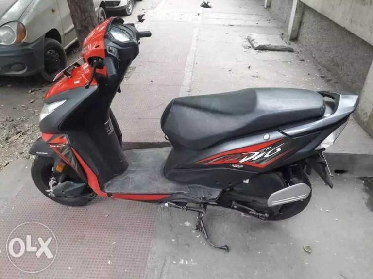 Honda Dio Scooter for Sale in Bangalore- (Id: 1416954441) - Droom