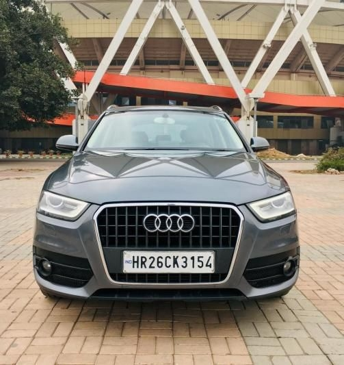 Audi Q3 Car For Sale In Delhi- (Id: 1416966722)