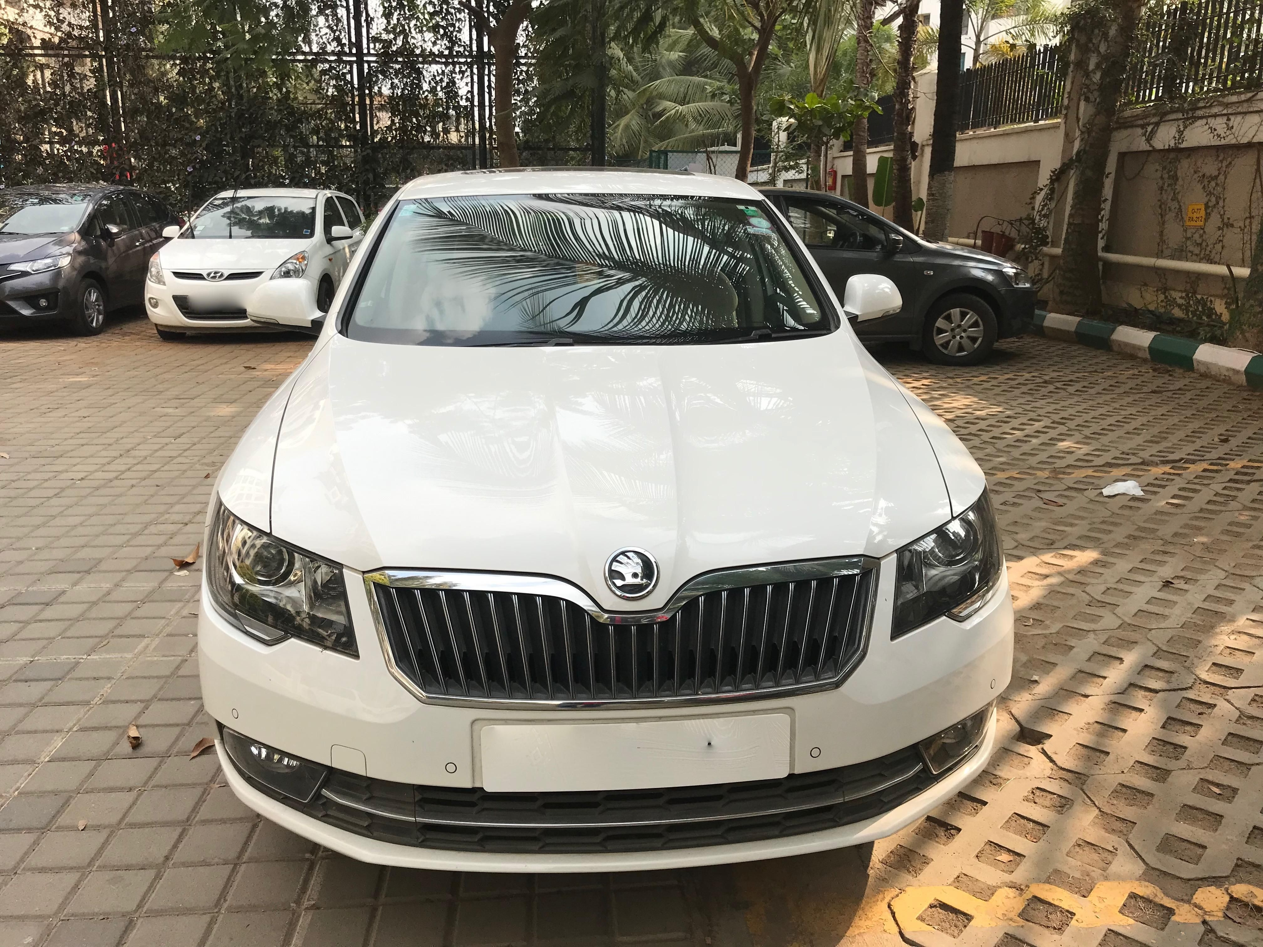 Skoda Superb Car For Sale In Bangalore Id 1416968901 Droom