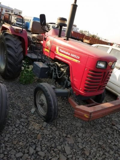 Mahindra 585 DI Tractor for Sale in Nagpur- (Id: 1416969483) - Droom
