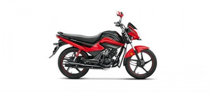 Hero Splendor iSmart Plus 110cc 2019