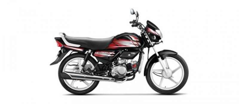 Hero HF Deluxe self Alloy 100cc 2019