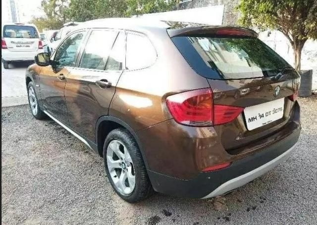 BMW X1 sDrive20d Expedition 2011