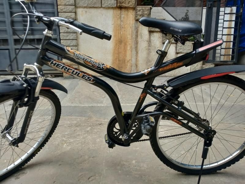Hercules Dirtrider 26 Inches 2018