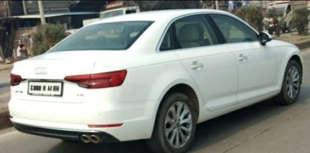 Audi A4 35 TDI Technology 2018