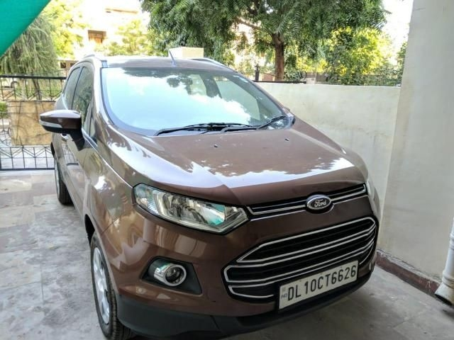 Ford EcoSport Trend+ 1.0 EcoBoost 2016