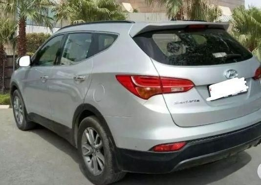 Hyundai Santa FE 2 WD AT 2013