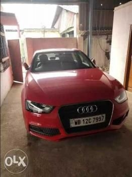 31 Used Audi A4 In Kolkata Second Hand A4 Cars For Sale Droom
