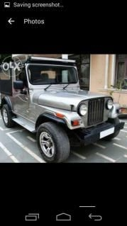 10 Used Silver Color Mahindra Thar Car for Sale | Droom