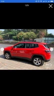 Jeep Compass Limited (O) 2.0 Diesel 2018