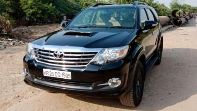 169 Used Toyota Fortuner Car 2015 model for Sale| Droom