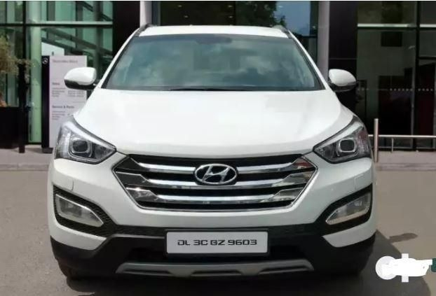 Hyundai Santa FE 2 WD AT 2014