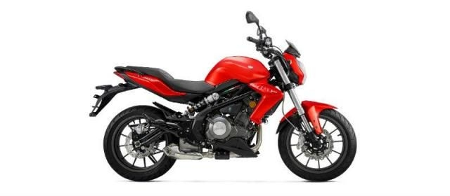 Benelli TNT 300 ABS 2019