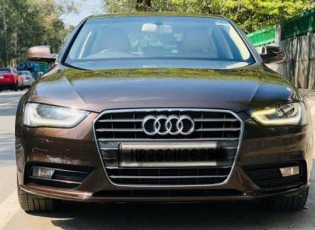 Audi A4 3.0 TDI TECHNOLOGY 2013