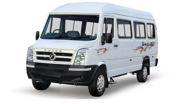 Force Traveller 3700 12 SEATER PS ABS HB VTS 2019
