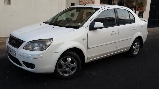 Ford Fiesta EXI 1.4 DURATEC 2007