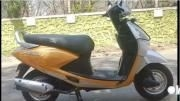 Hero Pleasure 100cc 2014