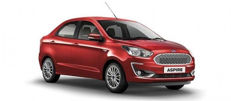 Ford Aspire Trend 1.5 TDCi 2018