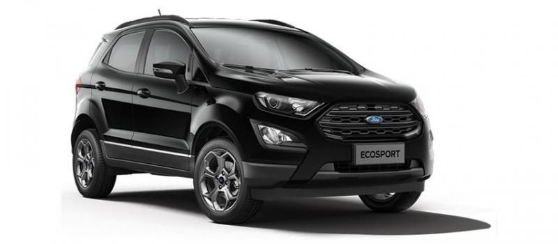 Ford EcoSport Trend + 1.5L Ti-VCT AT 2018