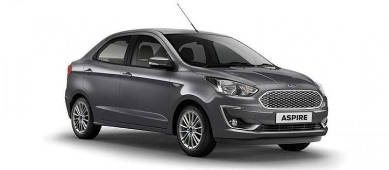 Ford Aspire Trend Plus 1.2 Ti-VCT 2018