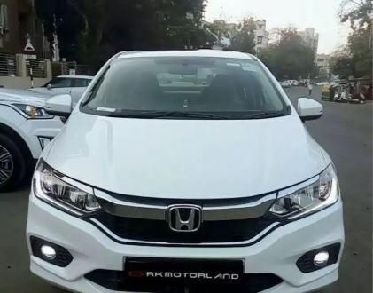 Honda City VX (O) MT 2018
