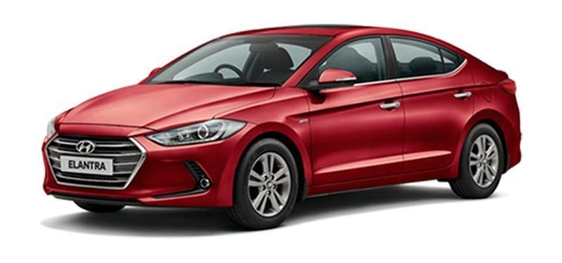 Hyundai Elantra 2.0 SX (O) AT 2019