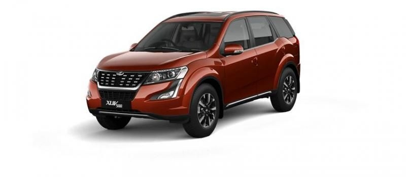 Mahindra XUV500 W11 AT 2019