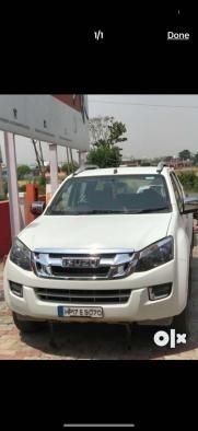 Isuzu D-Max V-Cross 4X4 2018