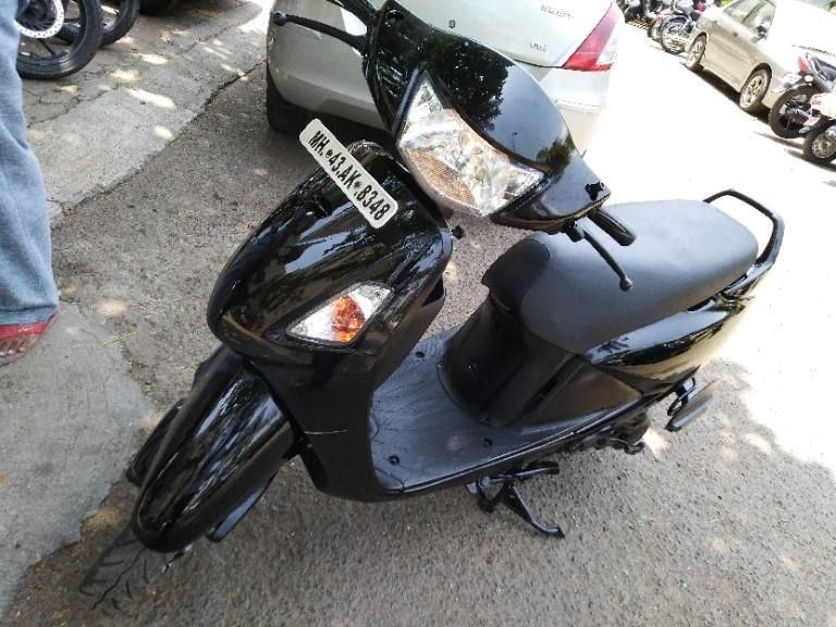 Hero Pleasure Scooter for Sale in Mumbai- (Id: 1417704890) - Droom