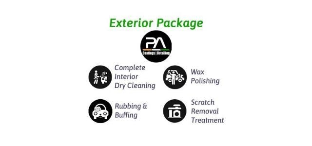 Exterior Car Care Detailing - Prime auto coatings and detailing