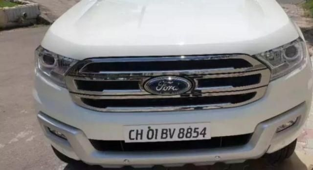 Ford Endeavour Titanium 3.2 4x4 AT 2019