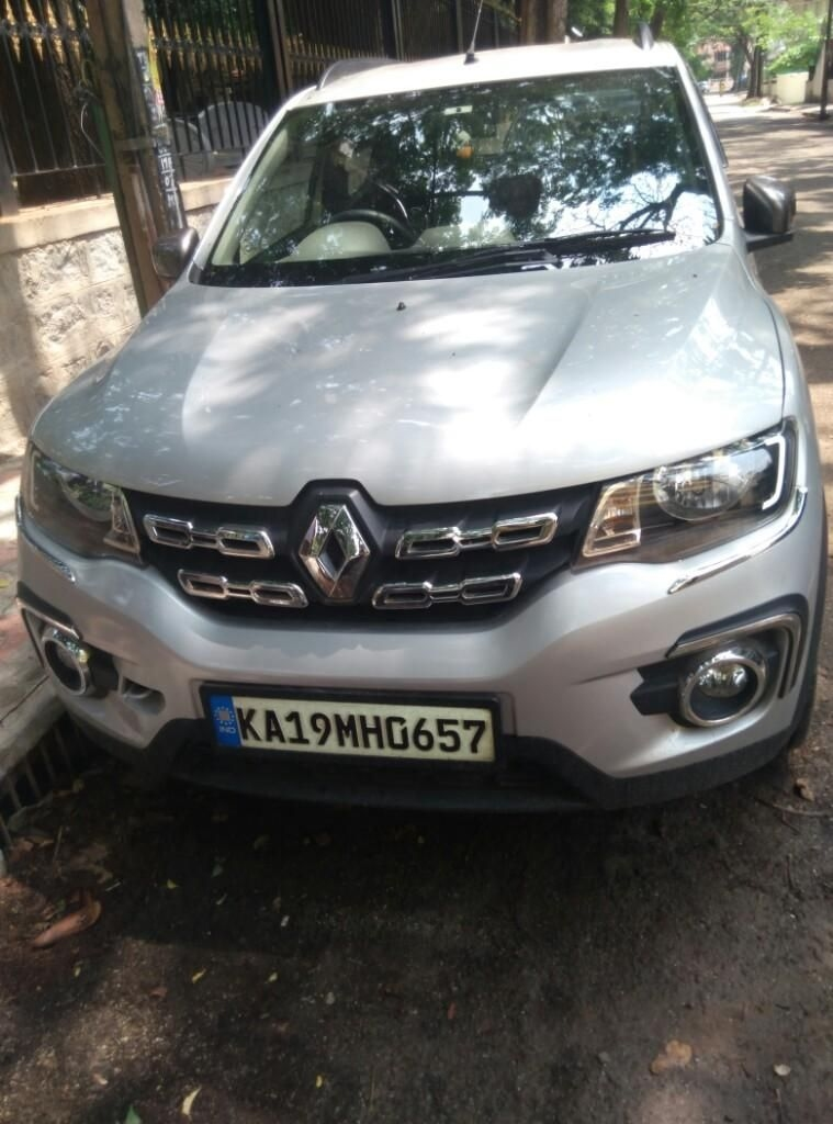 Renault Kwid Car For Sale In Bangalore Id 1417590137 Droom