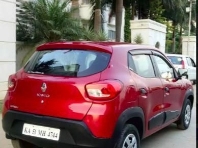 Renault Kwid Car For Sale In Bangalore Id 1417748705 Droom