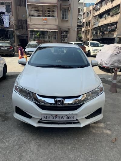 Honda City SV AT 2015