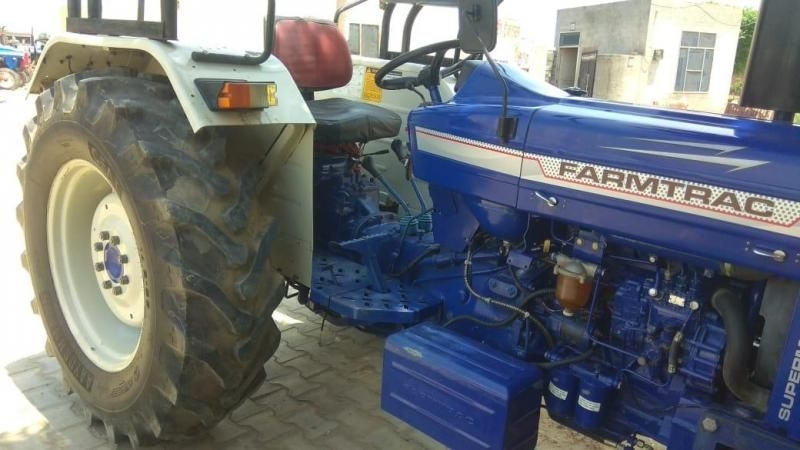 Escorts Farmtrac 60 EPI F20 50HP 2015