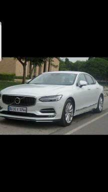 Volvo S90 Inscription Luxury 2017