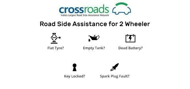 Road Side Assistance - Basic - Two Wheeler - Crossroads India Assistance