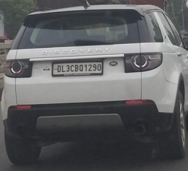 Land Rover Discovery Sport Pure 2017