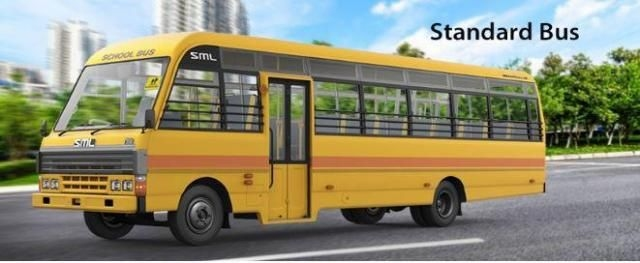 Sml Isuzu School Bus 31 SEATER 2020