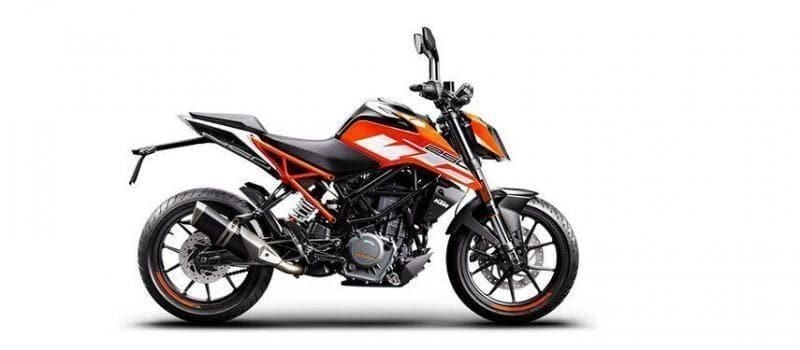 KTM Duke 250cc ABS 2019
