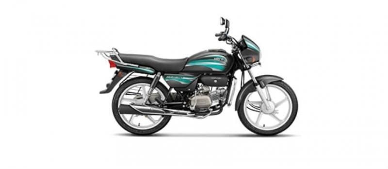 Hero Splendor Plus IBS i3S 100cc 2019