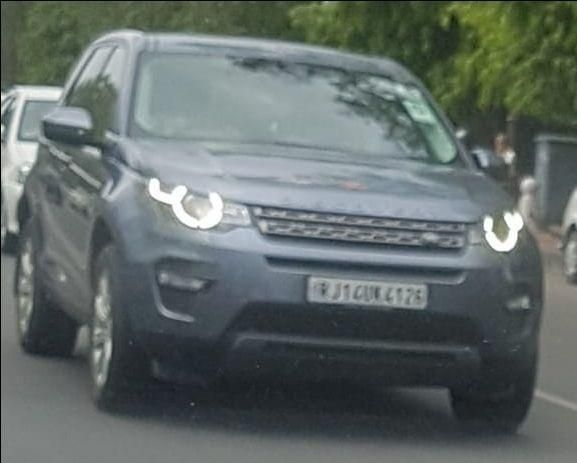 Land Rover Discovery Sport Pure 2018
