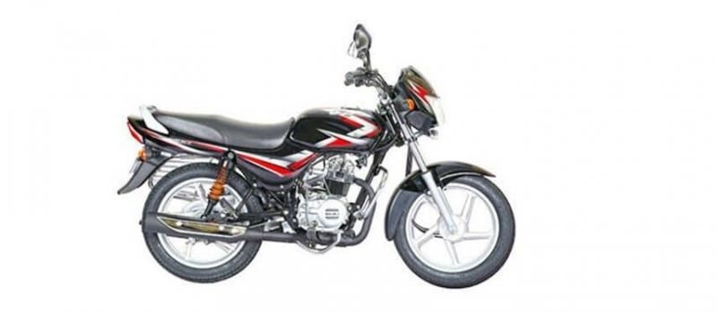 Bajaj CT 100 KS Alloy CBS 2019