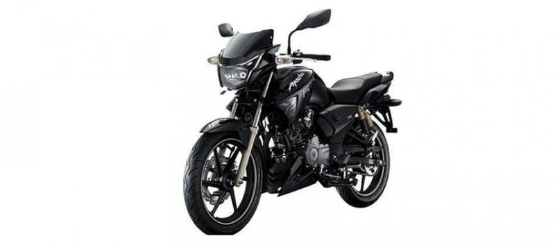 TVS Apache RTR 160cc Rear Disc ABS 2019