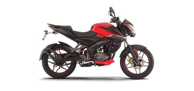 Bajaj Pulsar NS160 Rear Disc ABS 2019