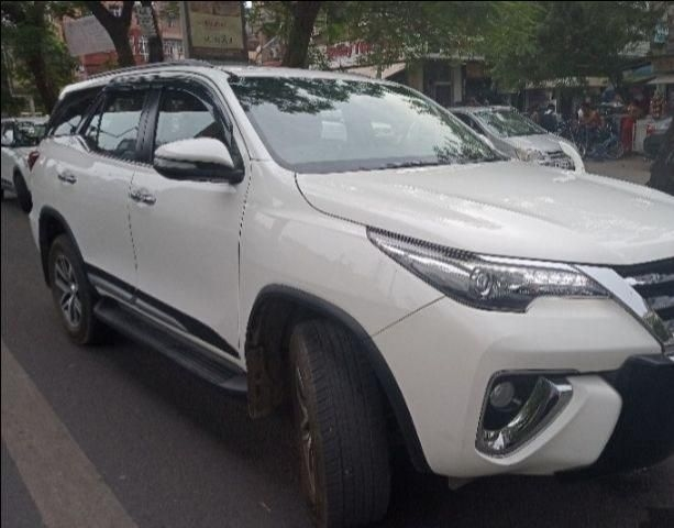 Toyota Fortuner Car for Sale in Hyderabad- (Id: 1417911011) - Droom