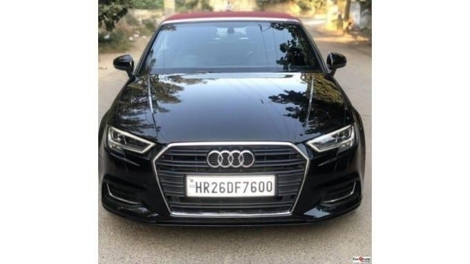 Audi A3 Cabriolet Premium / Super Car for Sale in Delhi- (Id: 1417911627) -  Droom