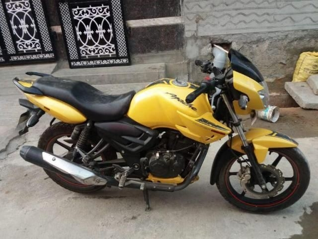 127 Used Tvs Apache Rtr in Bangalore, Second Hand Apache Rtr